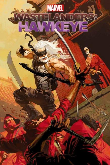 Wastelanders: Hawkeye #1 - 08/12/21 - Marvel Comic