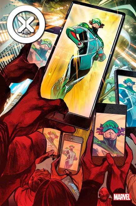 X-Men #6 - 22/12/21 - Marvel Comic