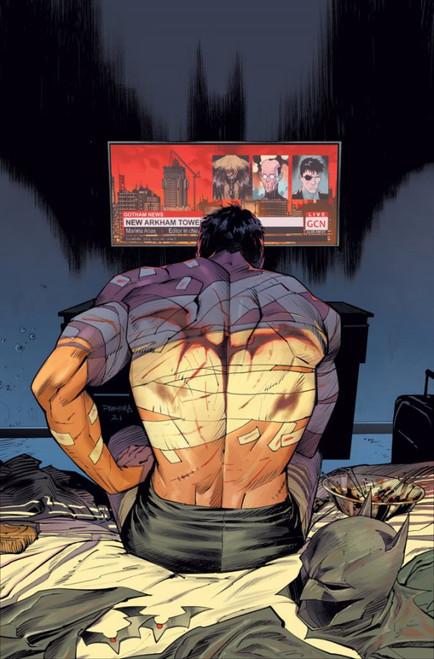 Detective Comics #1046 - 28/12/21 - DC Comic