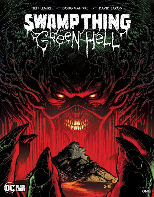 Swamp Thing: Green Hell #1 - 28/12/21 - DC Comic