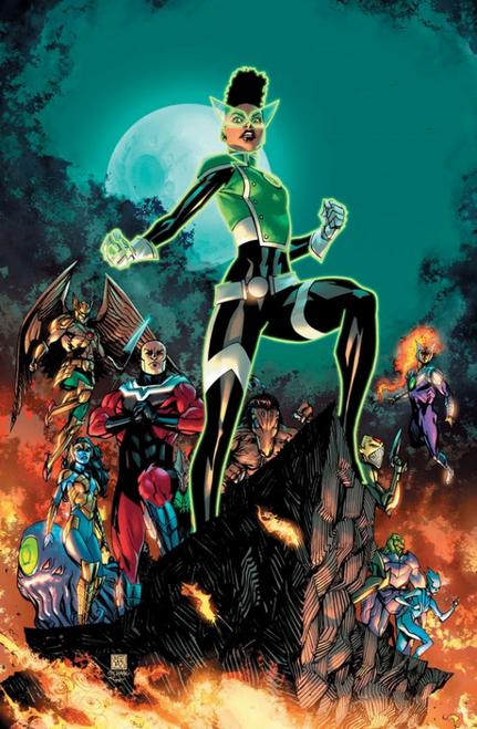 Green Lantern #9 - 07/12/21 - DC Comic