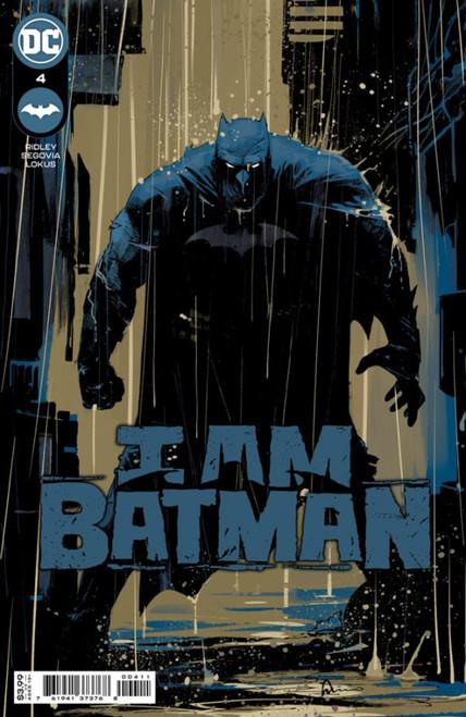 I Am Batman #4 - 14/12/21 - DC Comic