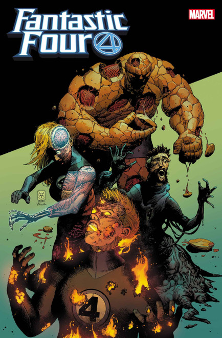 Fantastic Four - Road Trip #1 - Marvel Comic - Pre-Order - Released 2/12/2020
