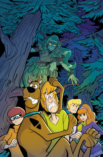 Scooby-Doo, Where Are You? #113 - 21/12/21 - DC Comic