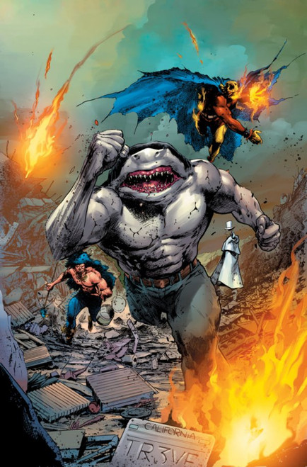 Suicide Squad: King Shark #4 - 21/12/21 - DC Comic