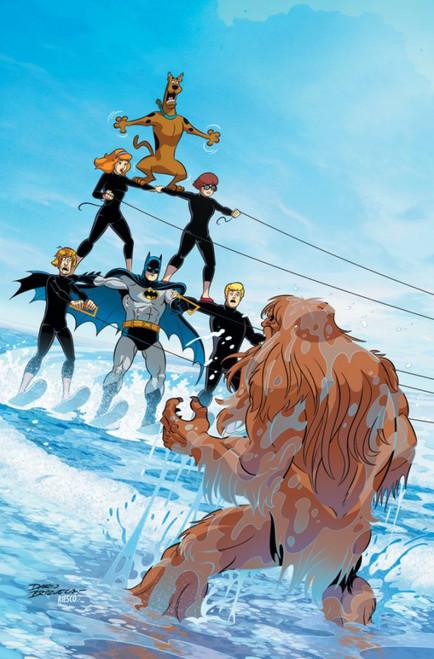 The Batman & Scooby-Doo Mysteries #10 - 11/01/22 - DC Comic