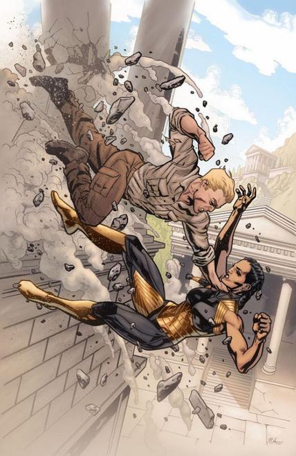 Wonder Woman: Evolution #2 - 14/12/21 - DC Comic
