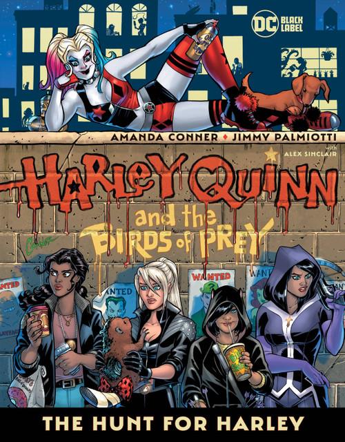 Harley Quinn & The Birds Of Prey - 01/03/22 - DC Graphic Novel TP