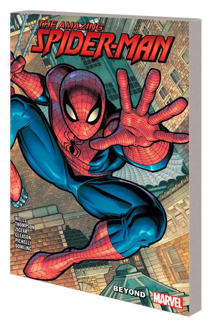 The Amazing Spider-Man: Beyond Vol.1 - 19/01/22 - Marvel Graphic Novel TP