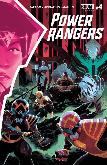 Power Rangers #4 - 17/02/21 - Boom! Comic