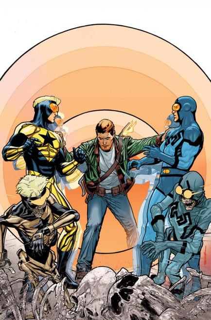 Blue & Gold #5 - 21/12/21 - DC Comic
