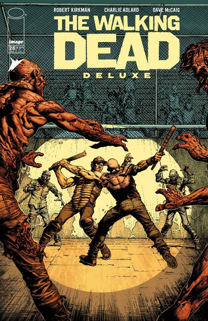 The Walking Dead Deluxe #28 - 01/12/21 - Skybound Comic