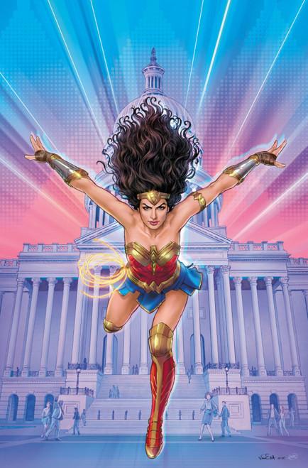 Wonder Woman 1984 #1 DC Comic - Movie Tie in.