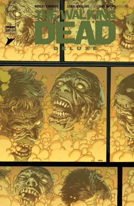 The Walking Dead Deluxe #29 - 15/12/21 - Skybound Comic