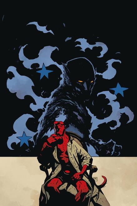 Hellboy: The Silver Lantern Club #3 - 29/12/21 - Dark Horse Comic