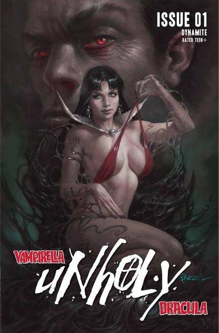 Vampirella/Dracula: Unholy #1 - 15/12/21 - Dynamite Comic