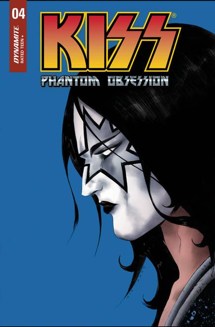 Kiss: Phantom Obsession #4 - 15/12/21 - Dynamite Comic