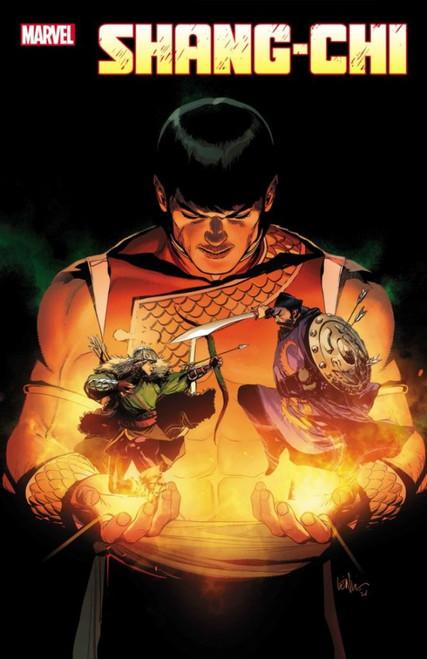 Shang-Chi #7 - 22/12/21 - Marvel Comic