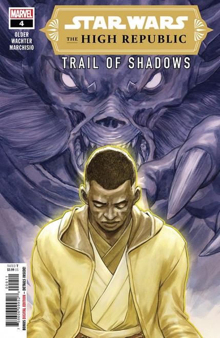 Star Wars: The High Republic - Trail Of Shadows #4 - 05/01/22 - Marvel Comic