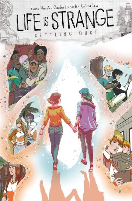 Life Is Strange: Settling Dust #4 - 08/12/21 - Titan Comic