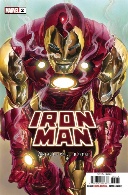 Iron Man #2 - 2020 - Marvel Comic