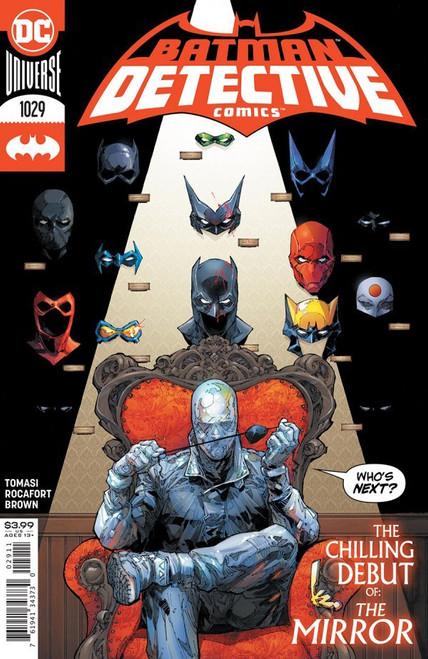 Detective Comics #1029 - 2020 - DC Comic