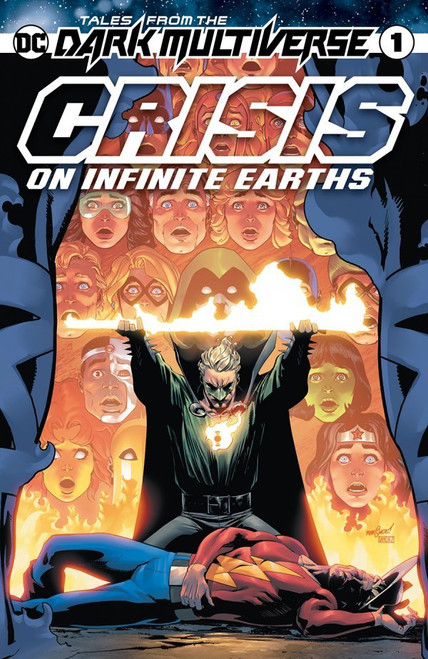 Tales From The Dark Multiverse: Crisis on Infinite Earths #1 - DC Comic - Pre-order - Released 15/12/20