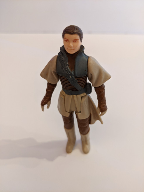 Star Wars Return Of The Jedi Princess Leia Boushh Figure - 1983 - Kenner - VG