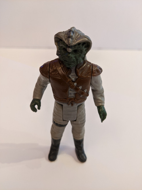 Star Wars Return Of The Jedi Klaatu Figure - 1983 - Kenner - GD
