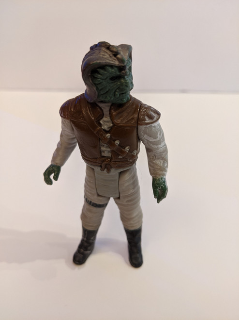 Star Wars Return Of The Jedi Klaatu Figure - 1983 - Kenner