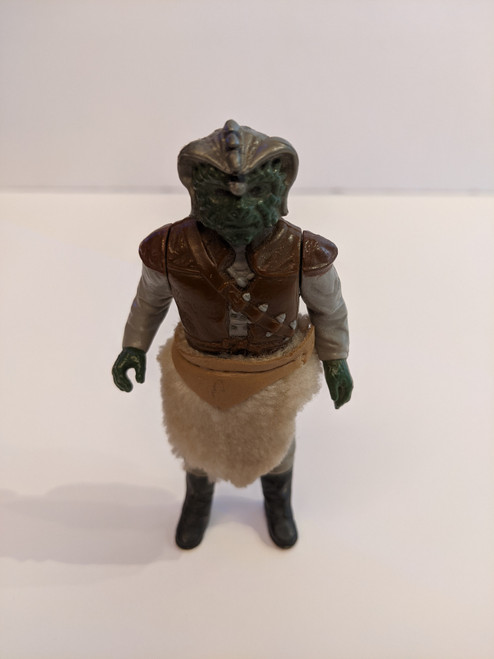 Star Wars Return Of The Jedi Klaatu Figure With Cloth Tunic - 1983 - Kenner - VG