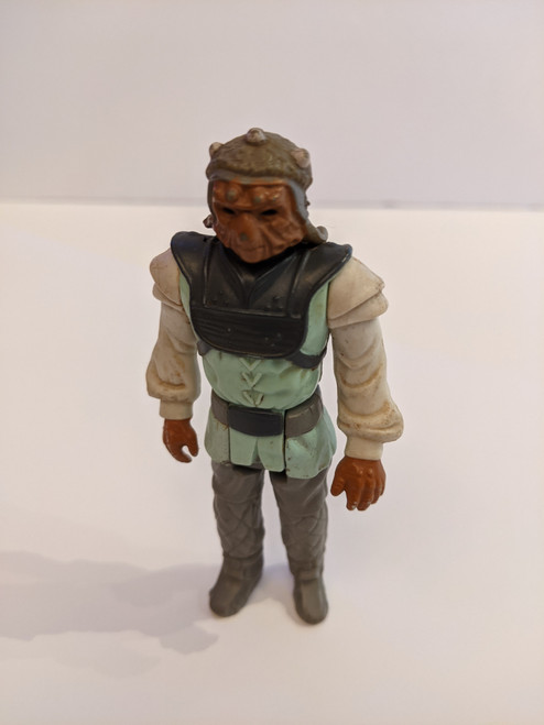 Star Wars Return Of The Jedi Nikto Figure - 1983 - Kenner - GD