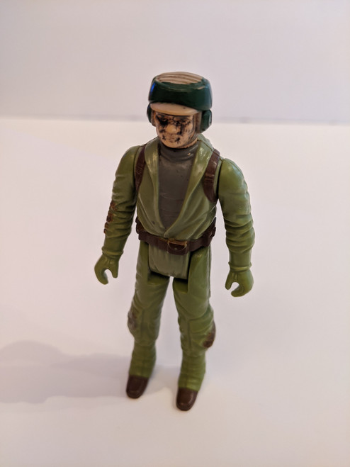 Star Wars Return Of The Jedi Endor Rebel Soldier Figure - 1983 - Kenner - FR