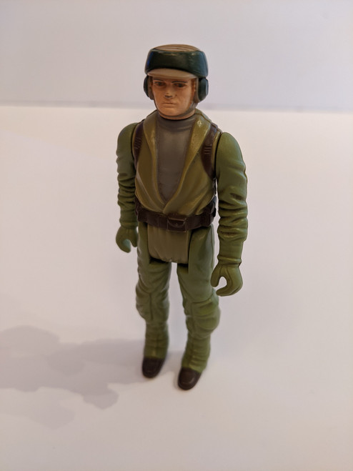 Star Wars Return Of The Jedi Endor Rebel Soldier Figure - 1983 - Kenner - VG