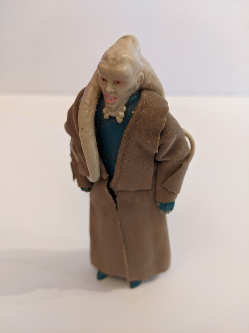 Star Wars Return Of The Jedi Bib Fortuna - 1983 - Kenner - VG