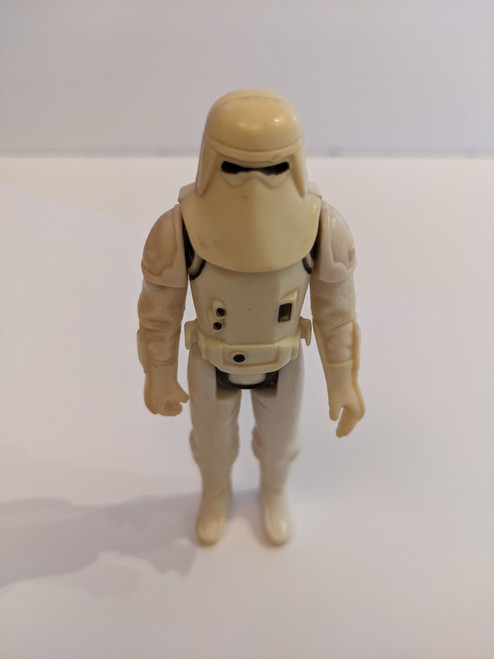 Star Wars The Empire Strikes Back Imperial Snow Trooper - 1980 - Kenner - VG