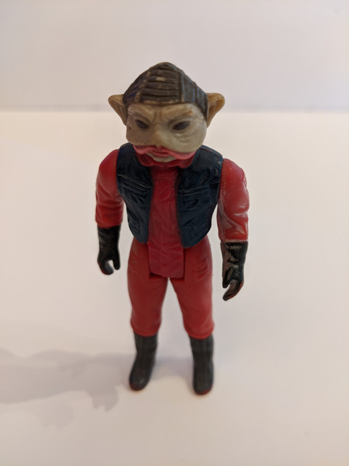 Star Wars Return Of The Jedi Nien Nunb - 1983 - Kenner - VG