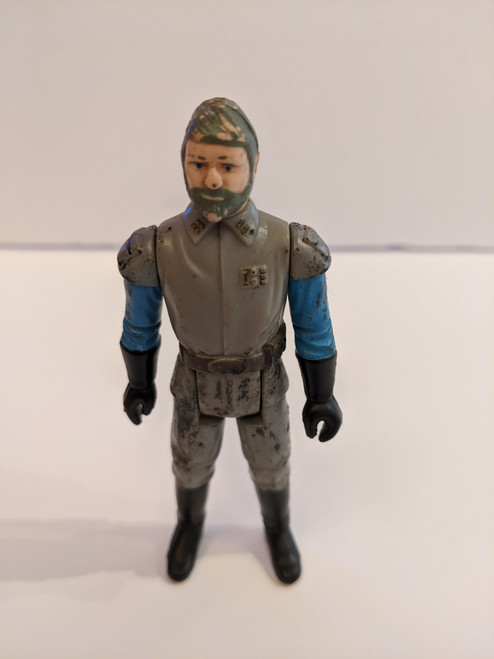 Star Wars Return Of The Jedi General Madine - 1983 - Kenner - FR