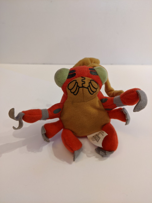 Digimon Tentomon Plush Toy - 2001 - Mcdonalds - VG