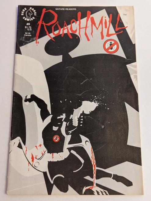 Roachmill #8 - 1989 - Dark Horse Comic - VG