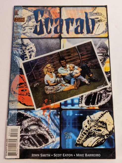 Scarab #3 - 1994 - DC/Vertigo Comic - VG