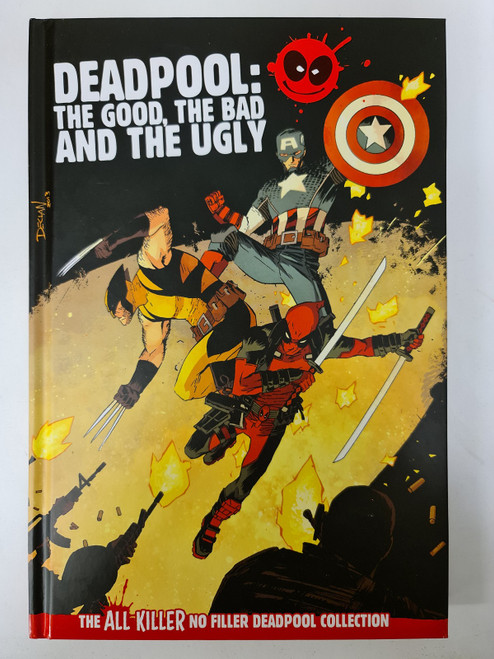 Deadpool - The Good, The Bad, And The Ugly - Marvel Hardback Graphic Novel