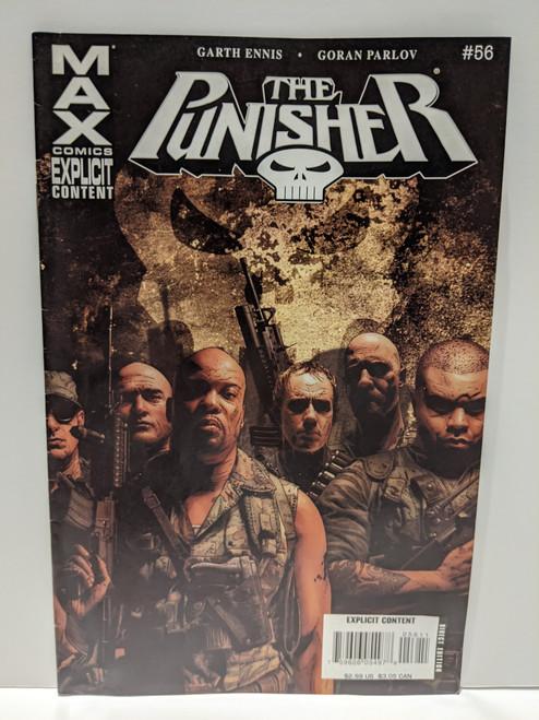 The Punisher #56 - 2008 - Marvel Comic - VG