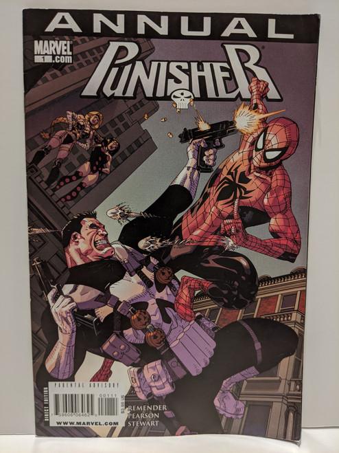 Punisher Annual #1 - 2009 - Marvel Comic - VG