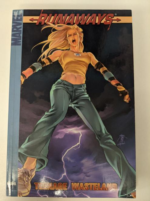 Runaways: Teenage Wasteland - 2004 - Marvel Graphic Novel - VG