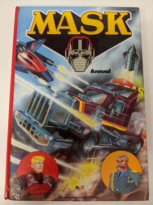 Mask Annual - 1986 - Kenner - VG