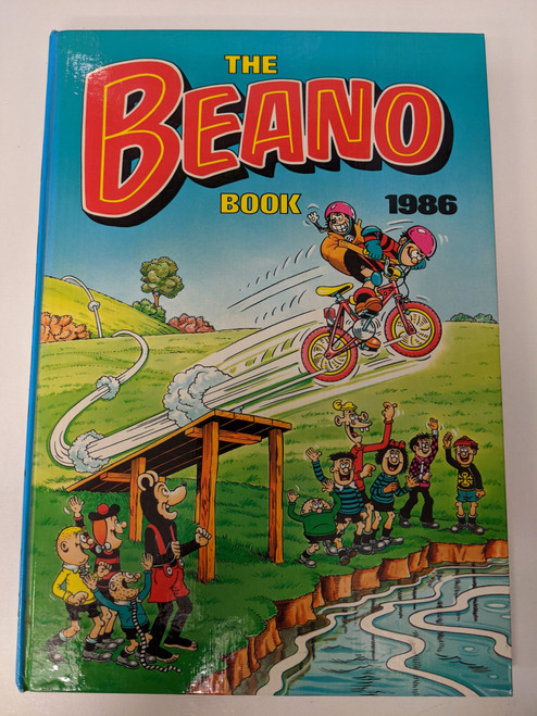 The Beano Book - 1986 - DC Thomson & Co - VG