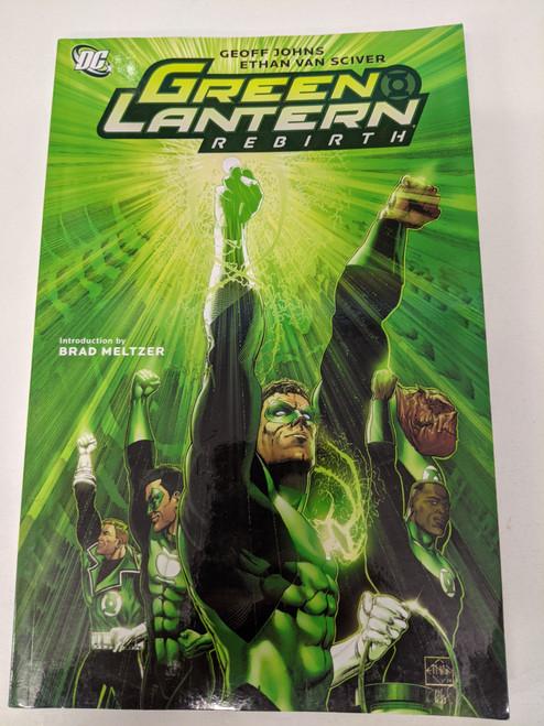 Green Lantern: Rebirth - 2010 - DC Paperback - GD