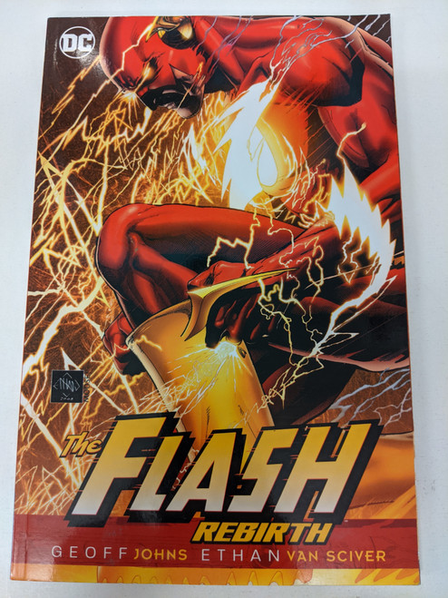 Flash: Rebirth - 2009 - DC Paperback- VG