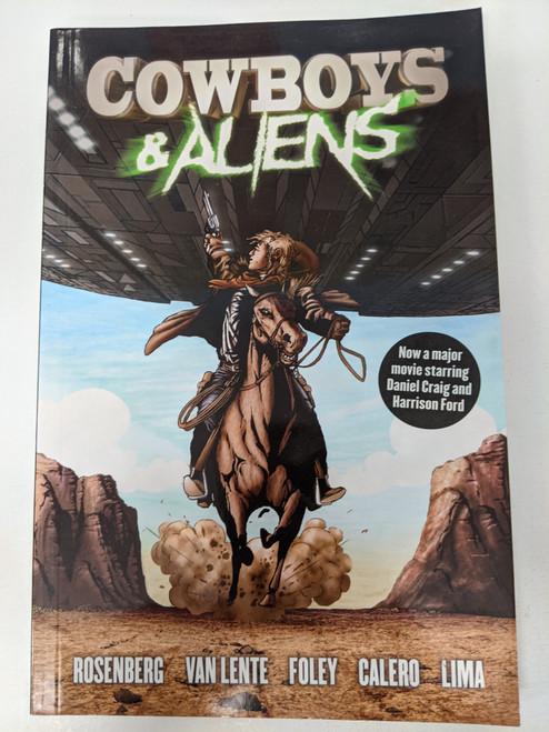 Cowboys & Aliens - 2011 - Platinum Studios Comics Paperback - VG